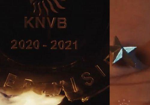 แชมป์นี้เพื่อพวกคุณ! อาแจ็กซ์ ปิ๊งไอเดียนำถาดแชมป์ลีกมาหลอมเป็นดาวให้แฟนบอล