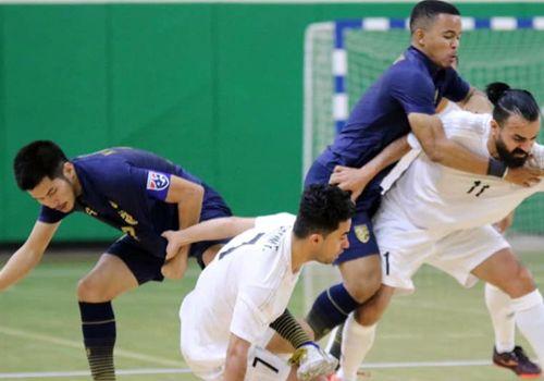 ย้ำแค้นสำเร็จ!! ไฮไลท์ ฟุตซอล ทีมชาติไทย 4-0 อิรัก คว้าตั๋วลุยฟุตซอลโลก
