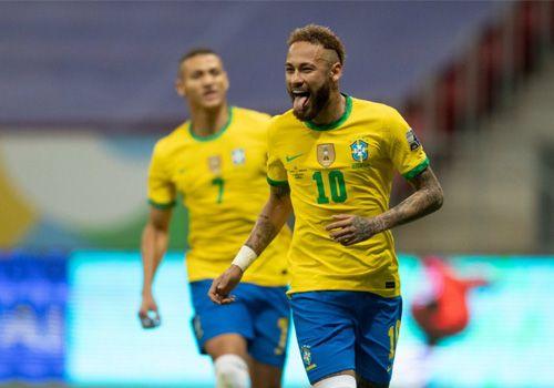 เนย์มาร์ปล่อยของ! บราซิล ทุบ เวเนซูเอลา เก็บ 3 แต้มประเดิมโกปา อเมริกา