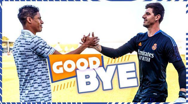 ลาก่อนราชัน! วารานลาเพื่อนร่วมทีมมาดริดเป็นครั้งสุดท้าย(คลิป)