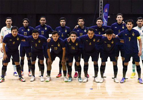 OFFICIAL : ฟุตซอลไทย แบโผ 16 แข้งลุยฟุตซอลโลก 2021