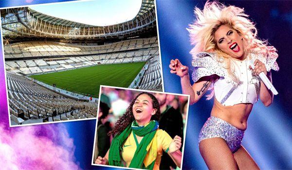 ถูกใจแฟนบอล! กาตาร์เล็งทาบ เลดี้กาก้า พร้อมศิลปินชื่อดังเปิดบอลโลก 2022